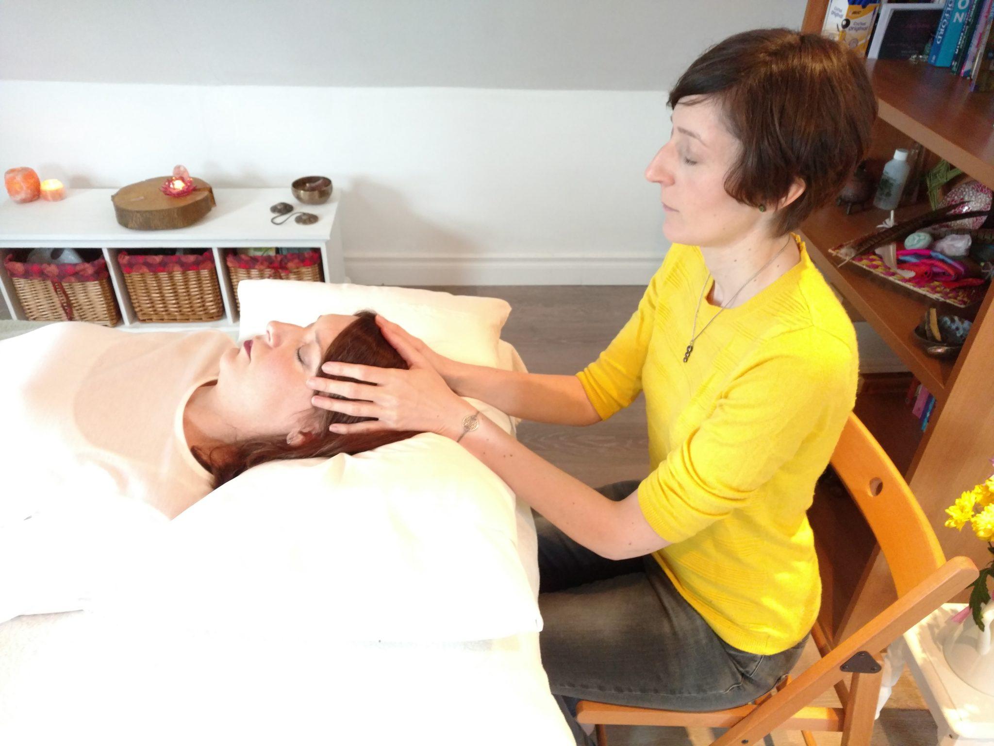 Reiki treatment dublin