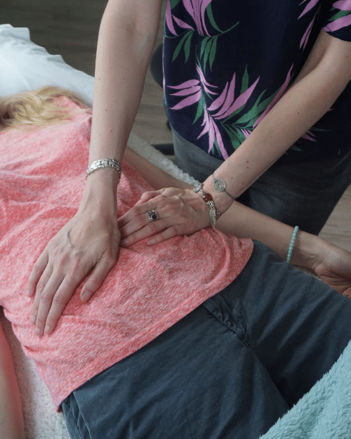 Reiki Treatment with Roseleen McNally