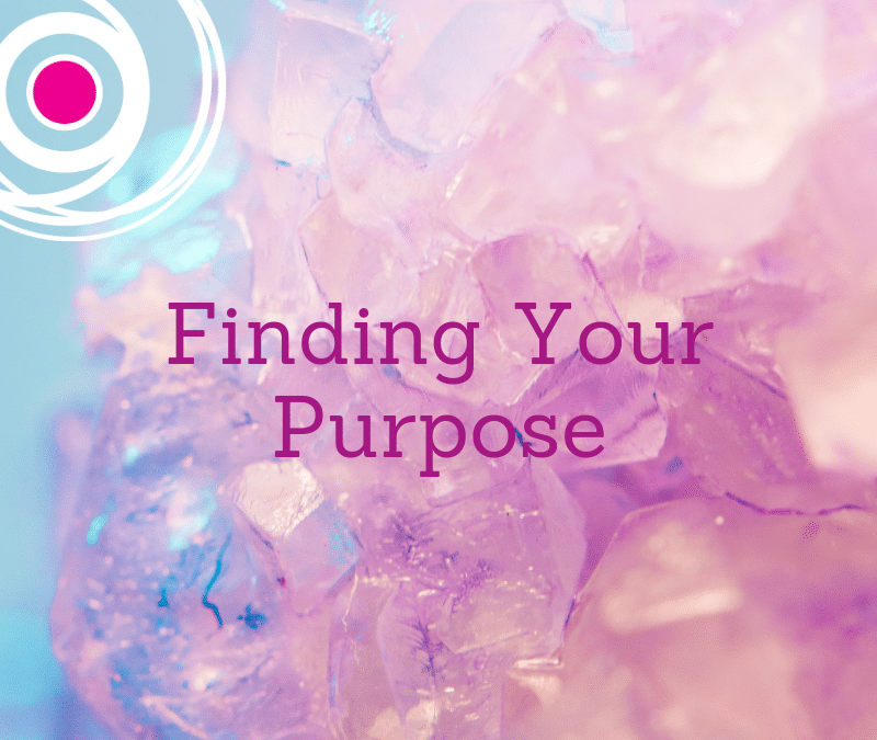 What if it's not about finding your purpose